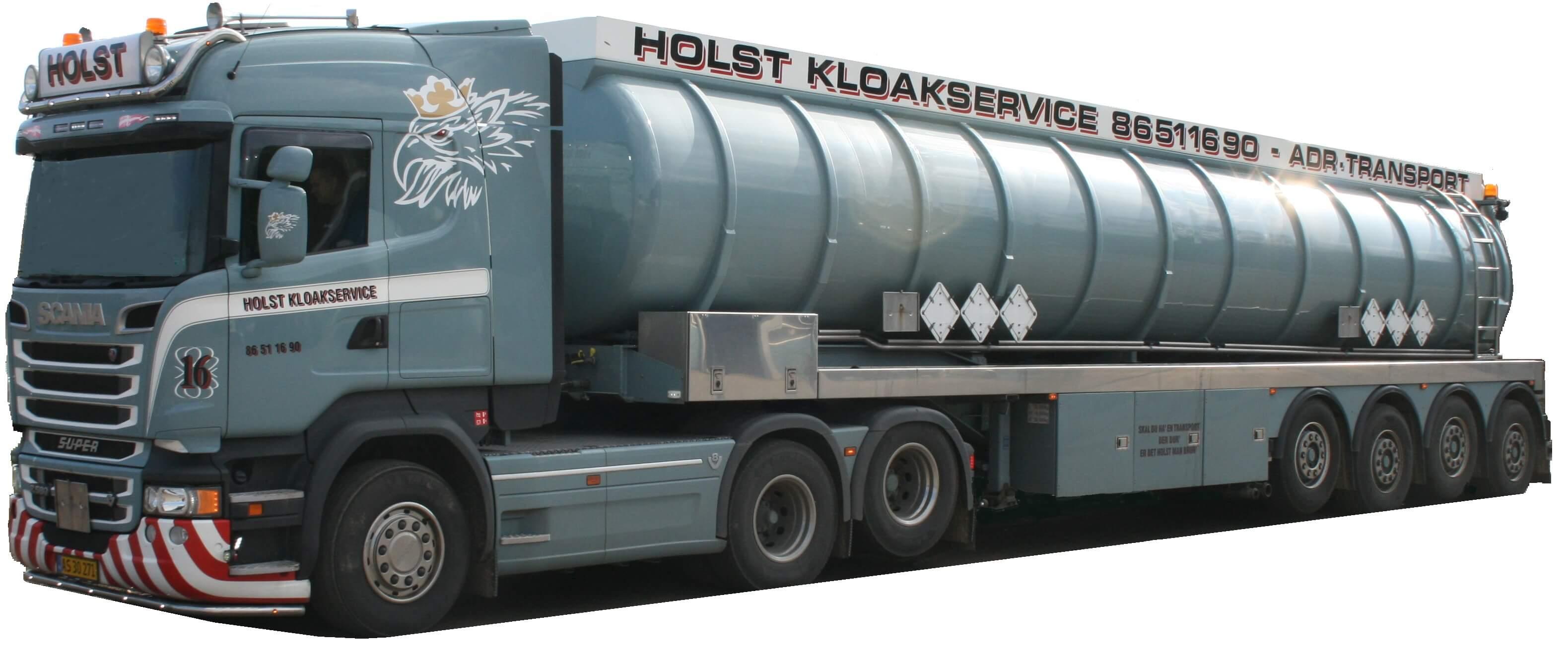Adr Transport Holst Kloakservice